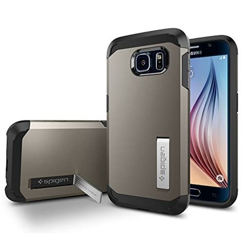Samsung S7 Edge Spigen Rugged Capsule Soft Back Carbon 1 best samsung galaxy s6 and s6 edge cases