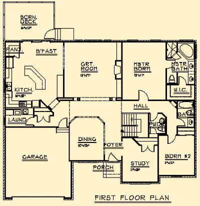 floor plan exles for homes capital custom homes house plans