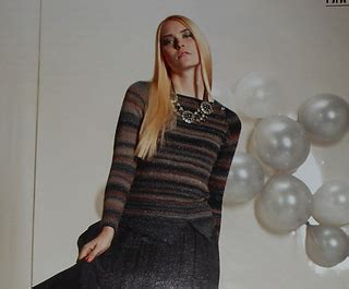 Sweater Stitch Pita ravelry pita pattern by brigitte ried