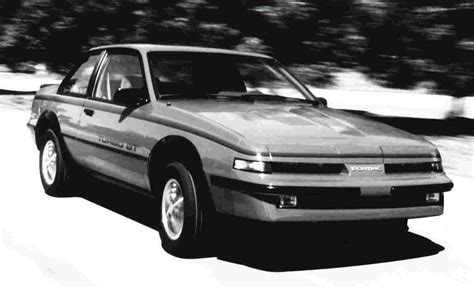1986 pontiac sunbird information and photos momentcar