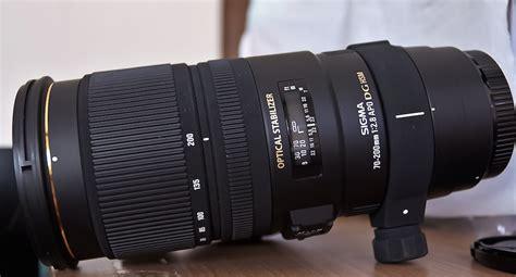 Sigma 70 200mm F28 Apo Ex Dg Os Hsm Sigma Apo 70 200mm F 2 8 Ex Dg Os Hsm Lens 214 Zellikleri