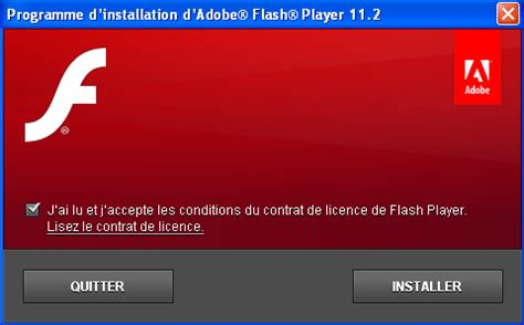 telecharger flash player 16 64 bits pour firefox