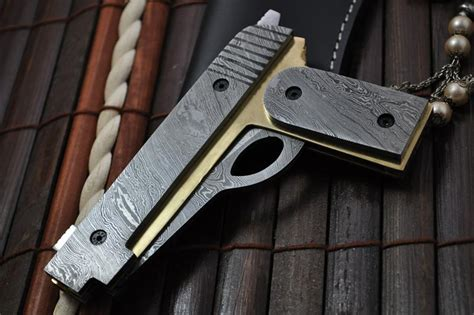 custom pocket knives for sale big sale custom handmade all damascus pocket knife real
