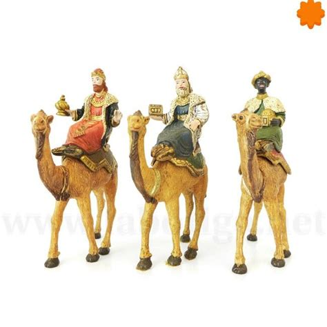 imagenes reyes magos con camellos conjunto de tres reyes magos con los camellos para el
