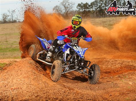 motocross atv adam clark atv motocross pro racer