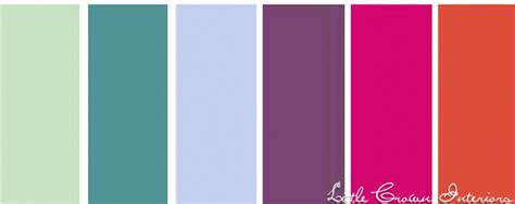 color shemes color trends in girls rooms project nursery