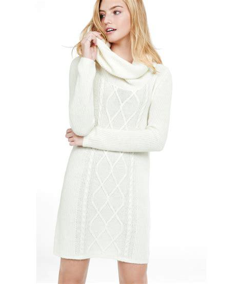white knit sweater dress white knit dress dress home