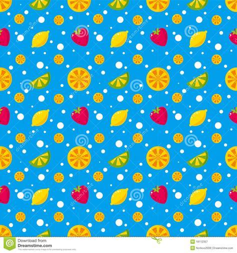 juice pattern vector seamless fruit juice pattern royalty free stock