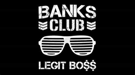The Banks Club njpw mashup banks bullet club banks club
