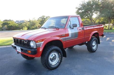 1980 Toyota 4x4 1980 Toyota 4x4 Hilux Collector Owned 38 835