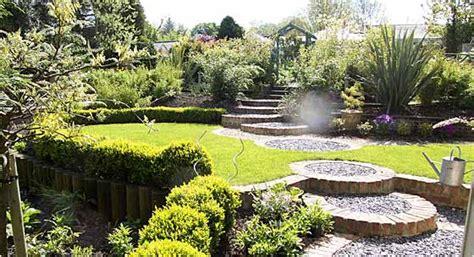 landscape gardens design ideas
