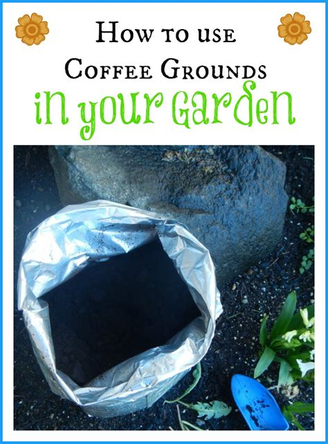 Are Coffee Grounds For Your Garden by How To Use Coffee Grounds In Your Garden