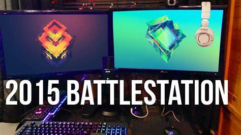 computer themes setup randomfrankp battlestation pc gaming setup tour 2015