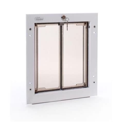 plexidor performance pet doors 9 in x 12 in wall mount