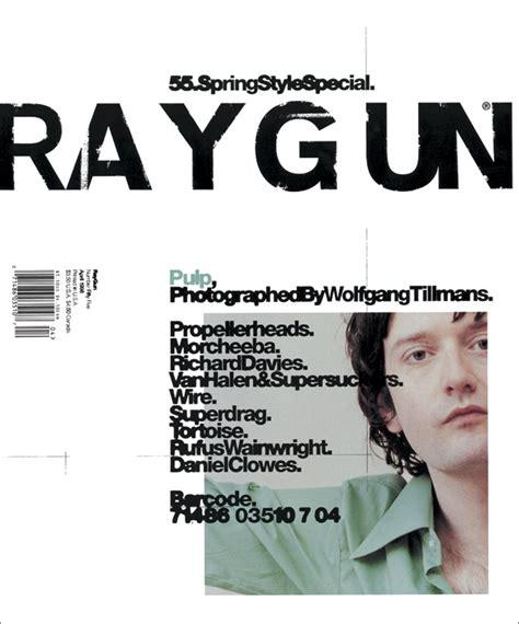 typography magazine gun magazine by david carson firatgunalva312 s