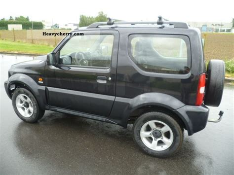 Suzuki Jimny Commercial Suzuki Jimny 15 Ddis Jlx Xcitement 2008 Other Vans Trucks