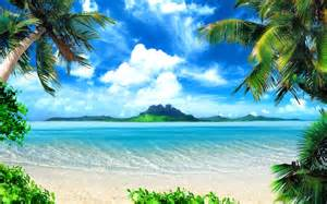 Home gt places amp travel gt tropical beach wallpaper