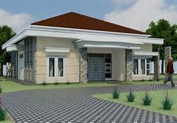 gambar sketsa rumah desain gambar rumah idaman gambar rumah idamancom ...