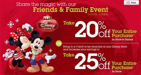 disney outlet printable coupons disney store coupons coupon girl