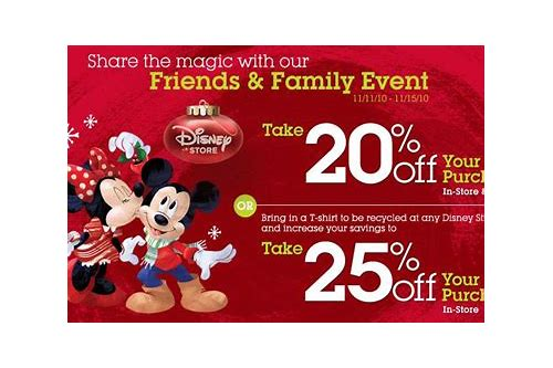 disney store discount coupons codes
