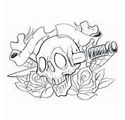 Tattoo Designs Skulls Tattoos Skull Design