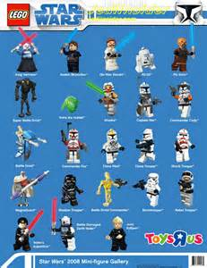 Lego 2008 clone wars minifig gallery from toysrus by jediinsider com