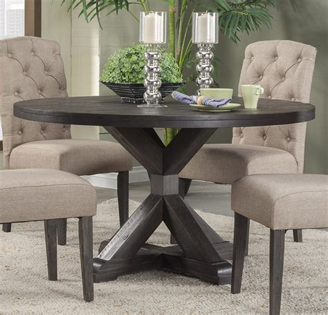 alpine furniture newberry  dining table  salvaged
