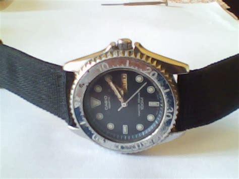 Jam Tangan Pria Pam351 Titanium Swiss Eta 1 1 jam tangan kuno antik dan modern casio diver mq 550 pepsi mesin swiss eta original sold