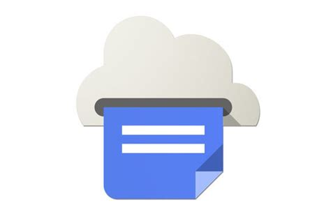 cloud print for android getting started with cloud print in android kitkat greenbot