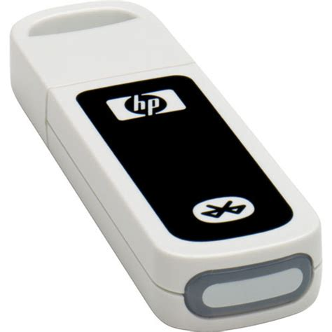 Bluetooth Usb Printer Adapter hp bt500 bluetooth usb 2 0 wireless printer adapter q6273a b h