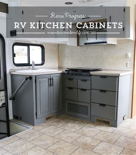 best 25 rv cabinets ideas on paint rv