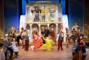 show boat musical show boat sails into the westchester broadway theatre i