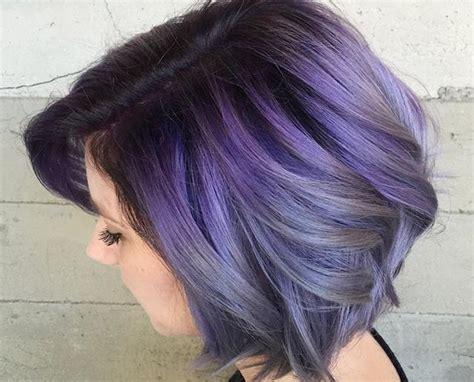 pin cheveux noir et une couleur violet rose au devant pelautscom on cheveux violet une coloration pour moi mauve violine