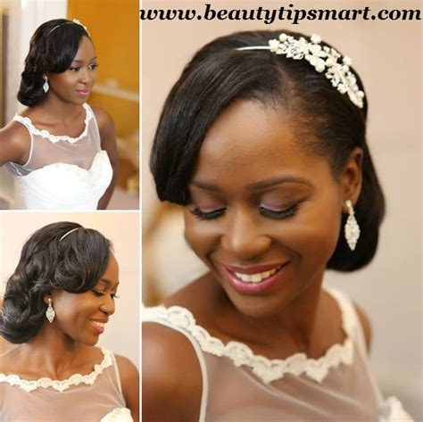 nigerian bridal hairstyles wedding hairstyles ideas 2018 for nigerian brides
