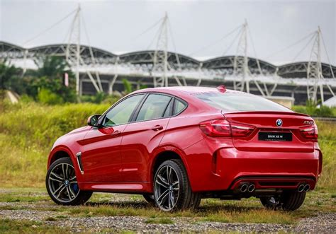 Fast Bmw Models by Bmw X6 M Model Launched At Rm1 238 800 Drive Safe