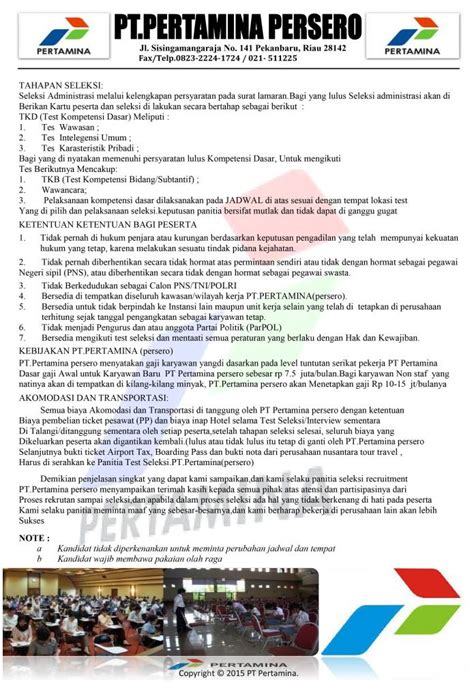 email pertamina penipuan lowongan kerja mengatasnamakan pt pertamina oleh