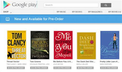 we changed the pre order books pre order your books from play starting