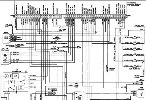 28 fiero wiring diagram wiring diagram for pontiac
