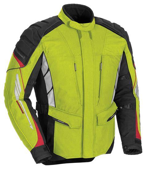 yellow motorcycle jacket fieldsheer adventure tour hi vis women s jacket 40