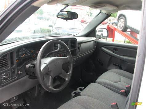 2006 Chevy Silverado Interior by 2006 Chevrolet Silverado 1500 Extended Cab Interior Photo