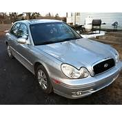 Picture Of 2004 Hyundai Sonata Base Exterior