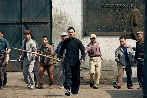 film bagus ip man 3 ip man 3 a fitting end to martial arts saga sfgate