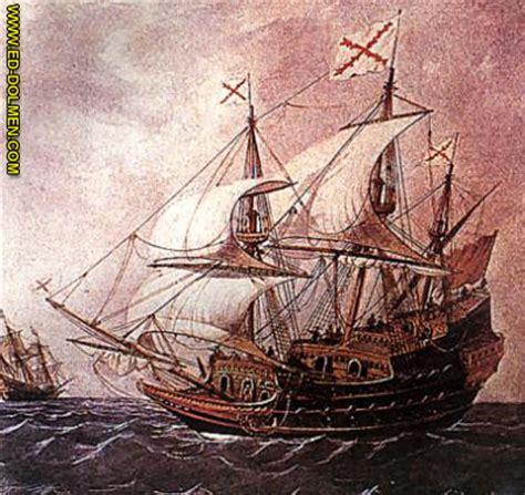 imagenes de barcos de la edad media el desastre de la invencible