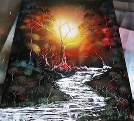 Spray Paint Artists Famous - spray paint art beautiful spray paint art pinterest