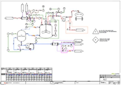 p id diagram software piping and instrumentation design software trace software