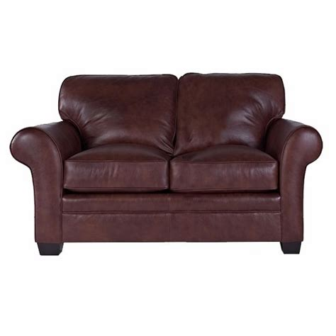 Broyhill Leather by Broyhill Zachary Leather Loveseat L7902 1q2