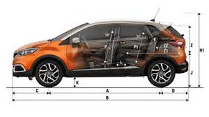 new car specifications dimensions captur cars renault uk