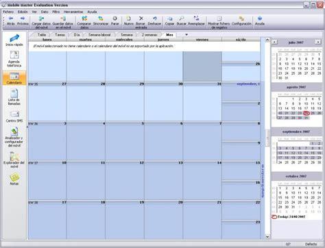 descargar agenda calendario noticias anlisis y mobile master descargar
