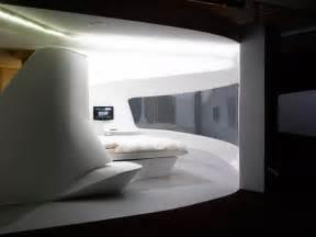 interior space future hotel showcase lava archdaily