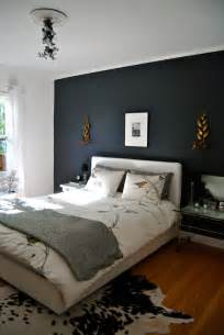 Bedroom With Navy Accent Wall Flights Of Whimsy Accent Walls How Do We Feel About Them